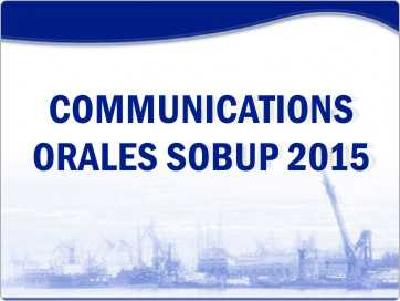 Communications Orales